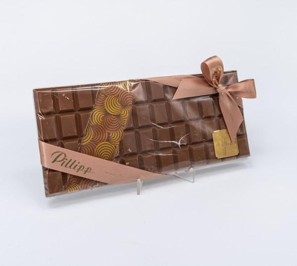 Schokoladentafel XXL Vollmilch