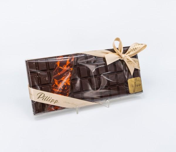 Schokoladentafel XXL Zartbitter