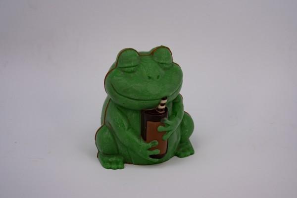 Schokoladenfigur Frosch